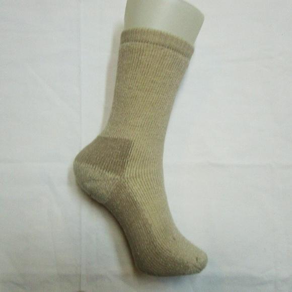 901a4cc9b2 Fox Accessories   Wool Hiking Socks Soft Cushioned 2 Pair New   Poshmark